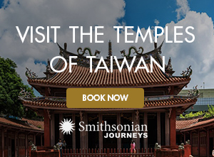 See Taiwan's Dramatic Terrain with Smithsonian Journeys
