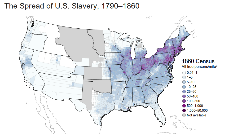 an analysis of the topic of slavery in the united states of america This particular amendment still governs the united states of america today documents similar to abolition of slavery essay iago character analysis essay.