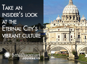 Take an insider's look at the Eternal City's vibrant culture