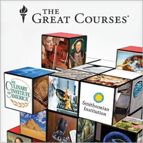 The Great Courses Discounts