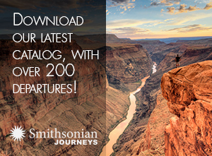 Download our latest catalog, with over 200 departures!