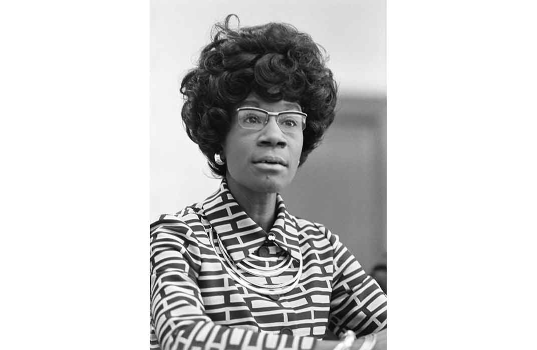 When Shirley Chisholm Ran For President Few Would Say Quot I