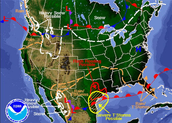 How To Make A Weather Map.Your Phone Could Make You Into A Thunderstorm Predicting Machine