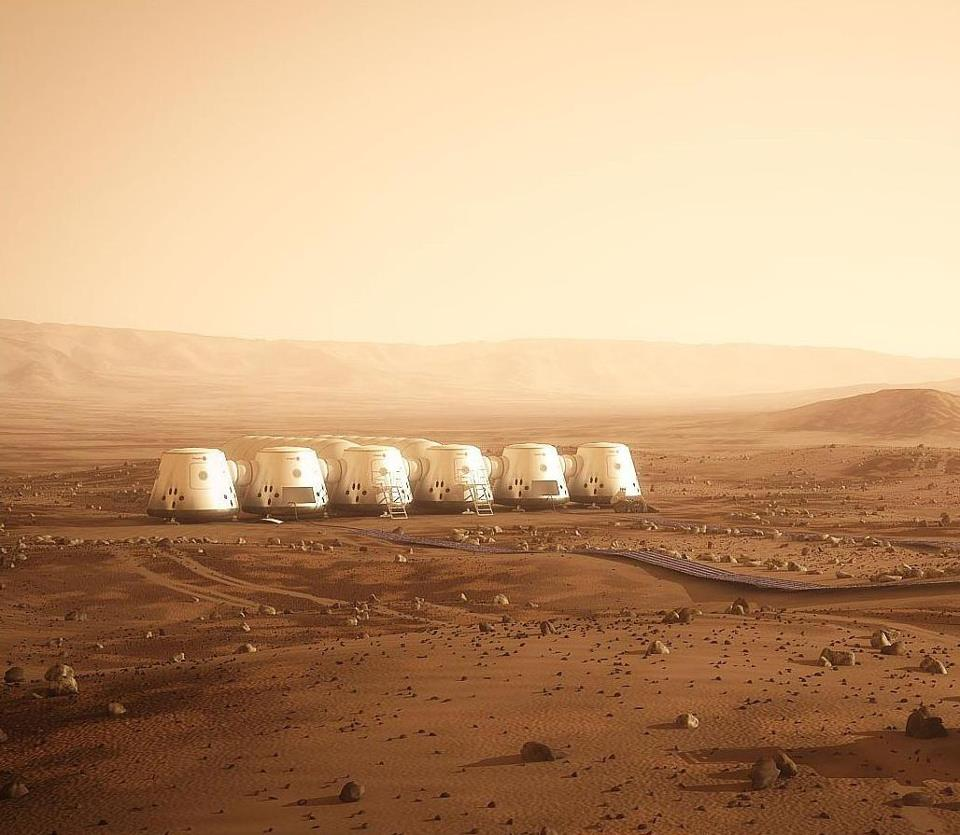 Spaceships made of plastic could carry us to mars smart for Chambre sociale 13 mars 2013