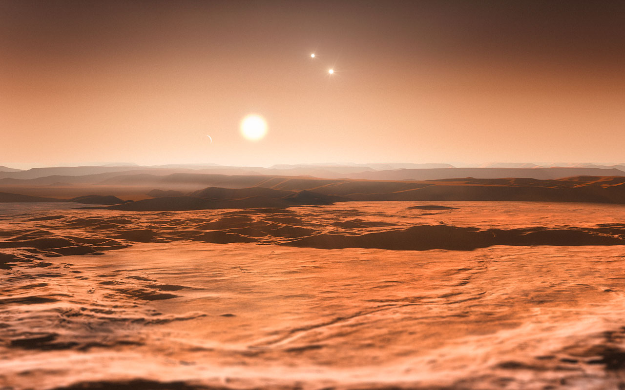 Exoplanets Wallpaper habitable exoplanets