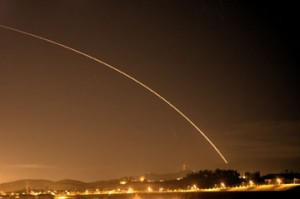 All this, and a nice climate, too. A Delta II rocket launches from California's Vandenberg AFB.