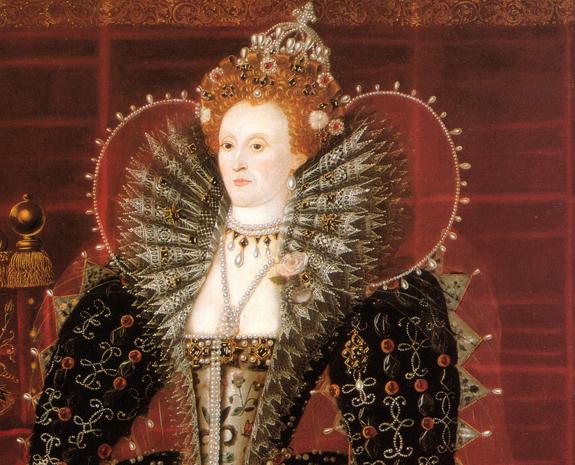 queen elizabeth 1 descriptive essay