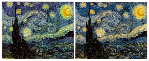 Was Vincent Van Gogh Color Blind It Sure Looks Like It