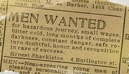 shackleton essay Sir ernest shackleton - a charismatic leader in times of changes -  transformational  publish your bachelor's or master's thesis, dissertation, term  paper or essay.