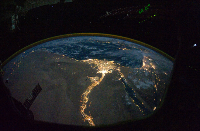 International Space Station Cameras Will Bring Earth to You, Live ...