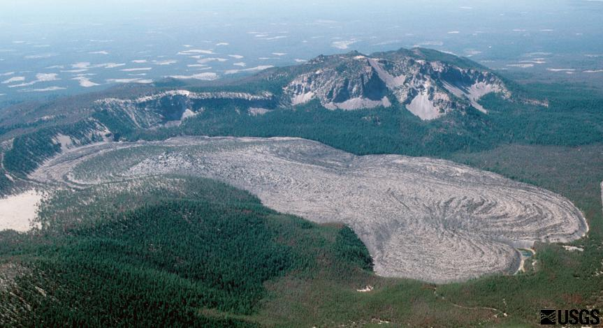 The gallery for --> Newberry Volcano Caldera