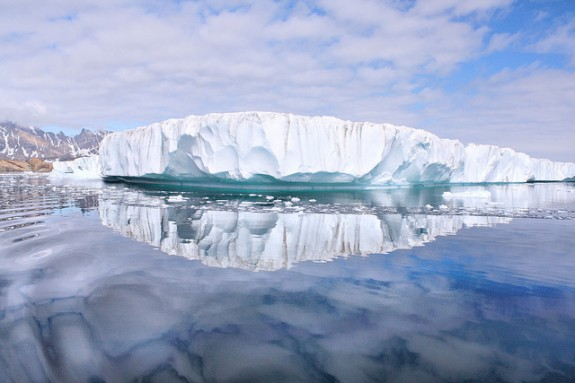 Arctic Sea Ice — it all melted before and it didn't matter