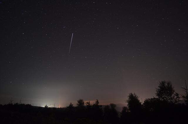 nasa night sky mezza luna - photo #23