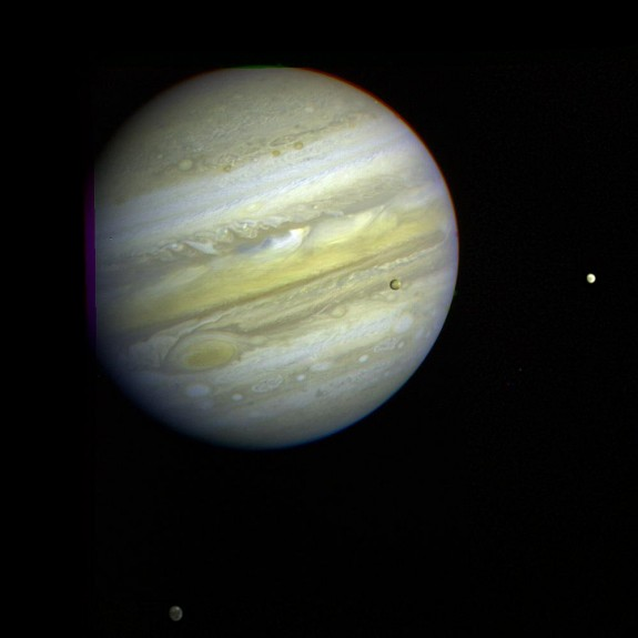 Jupiter Just Can't Decide How Many Moons It Wants To Have ...