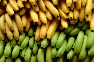 Bananas, courtesy Flickr user ian_ransley