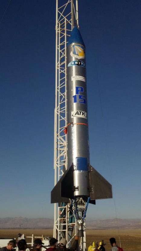 modern rockets nasa - photo #14