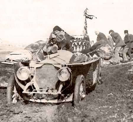 Paris or Bust: The Great New York-to-Paris Auto Race of 1908 ...