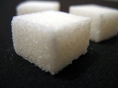 Sugar cubes could be a thing of the past? Courtesy of Flickr user Uwe Hermann