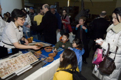The 2008 Power of Chocolate Festival, photo by Katherine Fogden