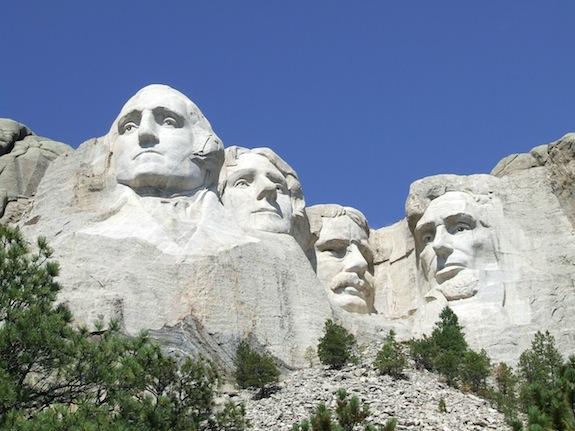 Video Making Mount Rushmore At The Smithsonian