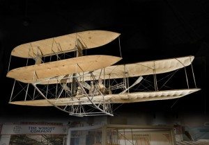 1909 Wright Military Flyer. Courtesy of National Air & Space Museum.