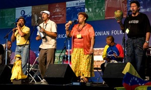 Click on the picture to view more images of the Smithsonian Folklife Festival.