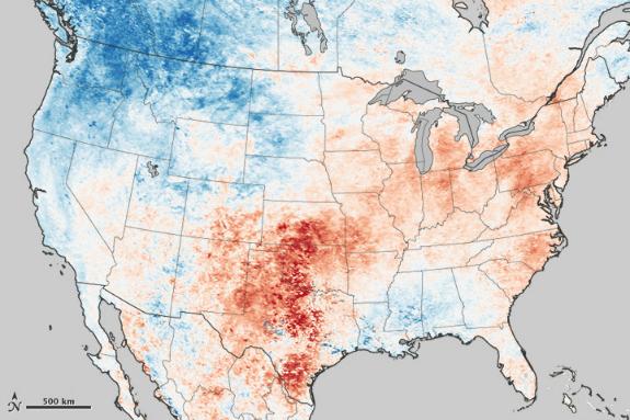 July 2011 Heat Wave in U.S.