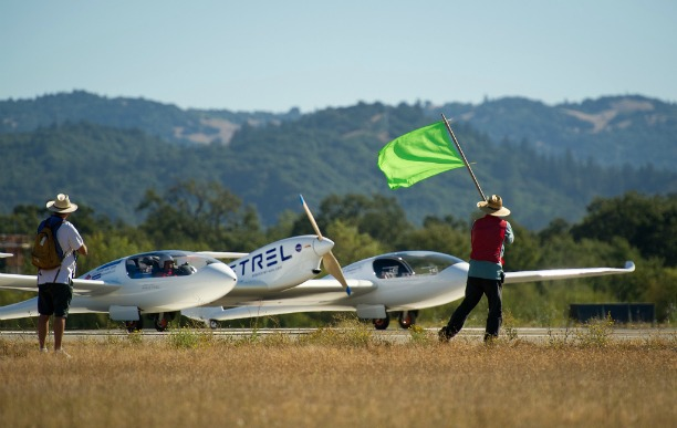 Pipistrel-USA takes first place at the Green Flight Challenge