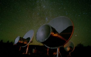 The Allen Telescope Array is back online