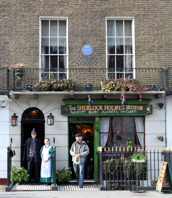 The Mystery of 221B Baker Street | Arts & Culture | Smithsonian