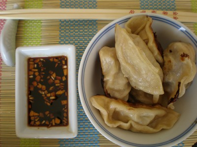 Jiaozi, courtesy of Flickr user *Noema*
