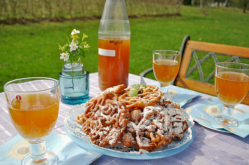May Day fritters (trippaleivat), courtesy of Flickr user karviainen
