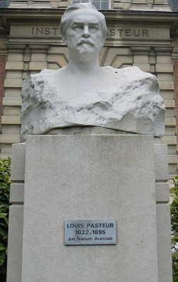 State of Louis Pasteur, courtesy of Flickr user NatalieMaynor