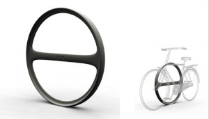 A new design for the bike rack, courtesy of Cooper-Hewitt Design Museum
