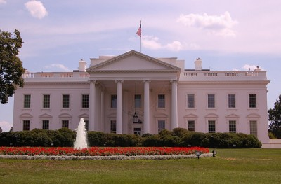 The White House, courtesy of Flickr user ~MVI~
