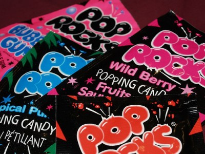 A widespread urban legend warned of combining Pop Rocks and soda.