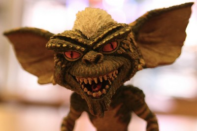 The ghrelin has no resemblance to this gremlin, courtesy of Flickr user inti