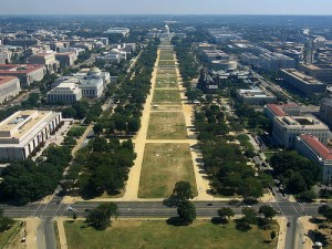 Your National Mall, now with Wi-Fi. Image courtesy of Flickr user vlastula