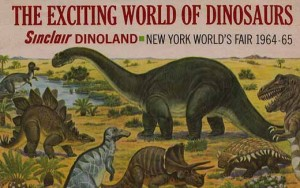 Sinclair's Dinoland image from Love in the Time of Chasmosaurs