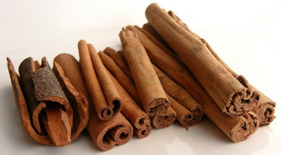 Cinnamon sticks, courtesy of Flickr user FotoosVanRobin