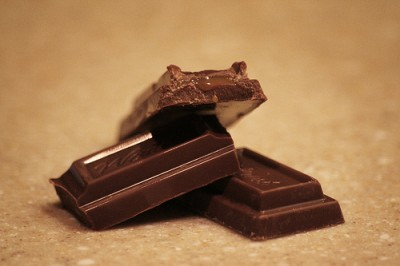 Chcolate bars, courtesy of Flickr user dcosand