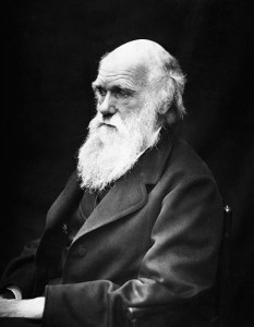 Charles Darwin. Image from Wikipedia.