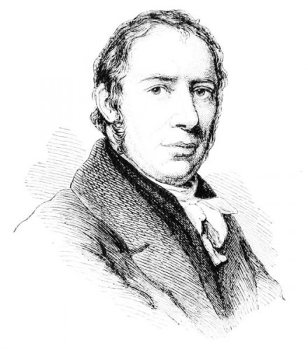 Richard Trevithick, the Cornish engineer who made the first–disastrous–attempt at a Thames tunnel.