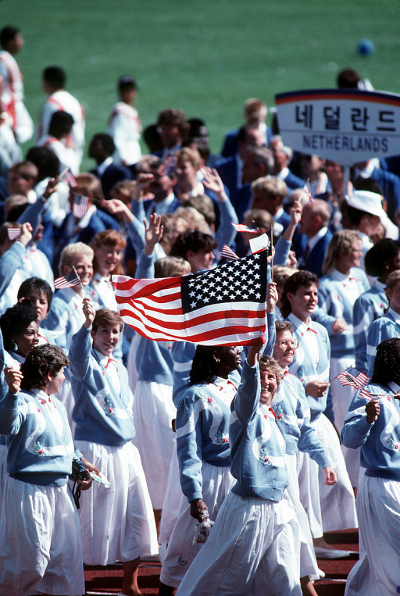 As The Olympic Games Conclude A Look Back At U S Opening