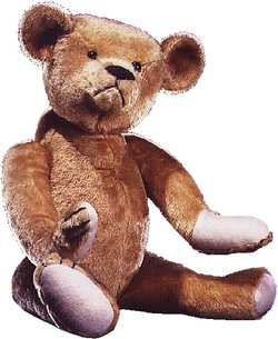 The History of the Teddy Bear: From Wet and Angry to Soft and ...