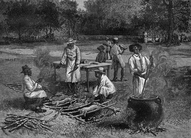 The evolution of american barbecue arts culture for African american cuisine history