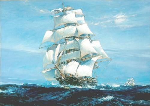 Afbeeldingsresultaat voor master and commander extra sails