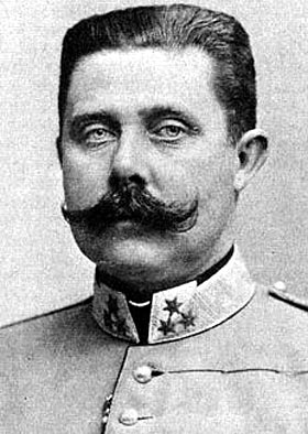 the first attempt on archduke franz Police in sarajevo arrest a man after a failed assassination attempt on the life of archduke franz the car that started the first world war archduke franz.