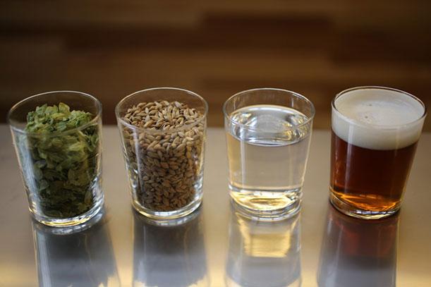 Ingredients Of Natural Light Beer