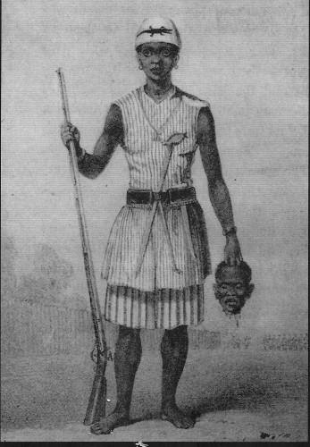 dahomey�s women warriors history smithsonian